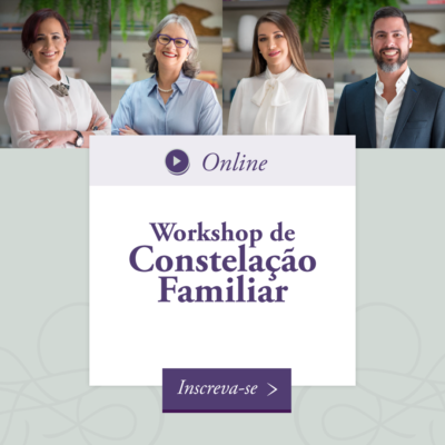 workshop online de constelação familiar